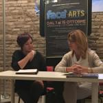 Mary Sperti e Simonetta Bucari