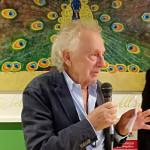 Paolo Quagliarini all'inaugurazione a Senigallia per il progetto Paxman verso i malati oncologici