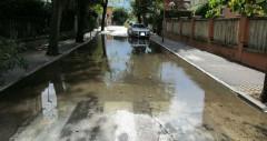le strade di Senigallia si allagano