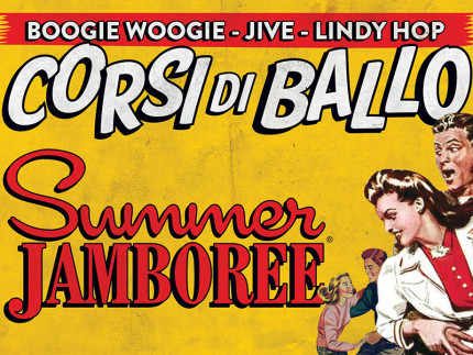 Corsi di ballo del Summer Jamboree stagione 2017-2018