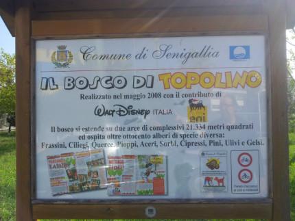 Il Bosco di Topolino