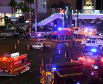 Strage a Las Vegas, Trump: 'sparatoria terribile'