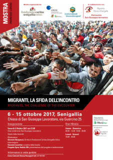 """""""Migranti, la sfida dell'incontro"""""""