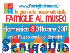 Giornata Nazionale delle Famiglie al Museo a Senigallia