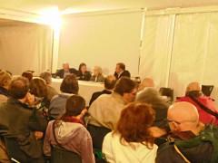 Mina Welby e Beppino Englaro al Festal Laico Umanista di Senigallia