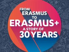 Celebrazioni per i 30 anni del progetto Erasmus