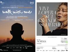 Walk with me e la Norma al Gabbiano di Senigallia