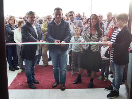 Inaugurazione per il nuovo Frantoio Lugliaroli a Roncitelli di Senigallia