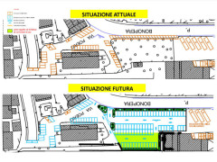 Parcheggi alla stazione di Senigallia: situazione attuale e futura dopo D.G. 204/17