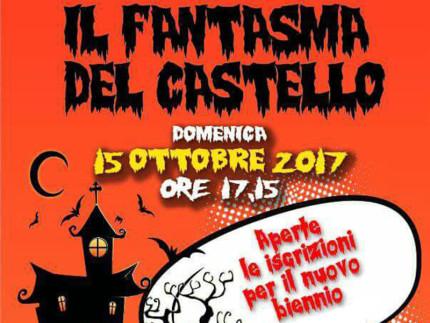 Il Fantasma del Castello - domenica 15 ottobre 2017 a Senigallia