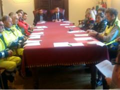 Presentato il regolamento del Comitato comunale delle Associazioni e dei Gruppi di Protezione civile