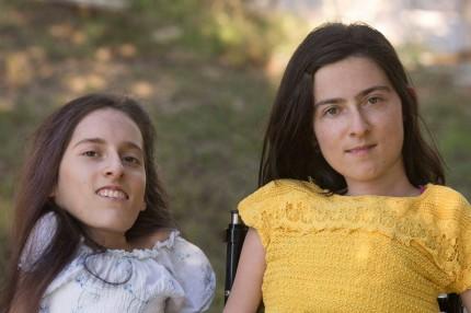 Maria Chiara e Elena Paolini