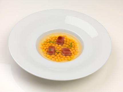 Tonno e ceci - ricetta di Paolo Rossetti