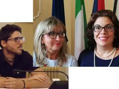 Riccardo Mandolini, Stefania Martinangeli, Elisabetta Palma