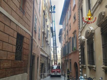 Vigili del Fuoco ad Ancona