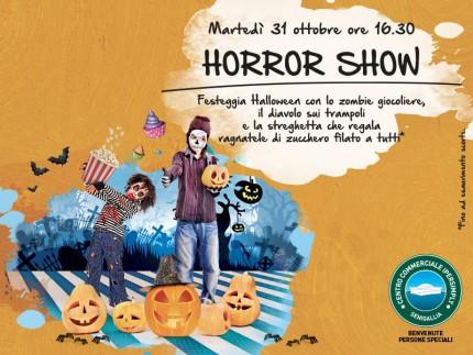 Halloween Horror Show al Centro Commerciale Ipersimply Senigallia