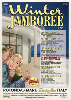 Locandina Winter Jamboree