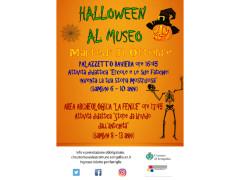 La festa di Halloween a Palazzetto Baviera