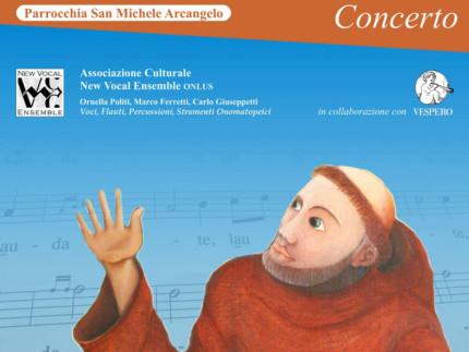 Locandina concerto 18 novembre
