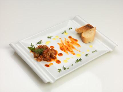 Bombolini (lumachine) alla marottese - ricetta di Fabio Gaspari