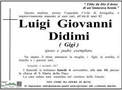 Luigi Didimi
