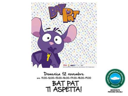 Bat Pat al Centro Commerciale Ipersimply Senigallia