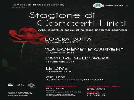 Concerti lirici