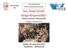 """corso di formazione sul tema: """"Disturbi sessuali e alimentazione"""""""