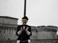 Matteo Guidarelli - Clown Carbone