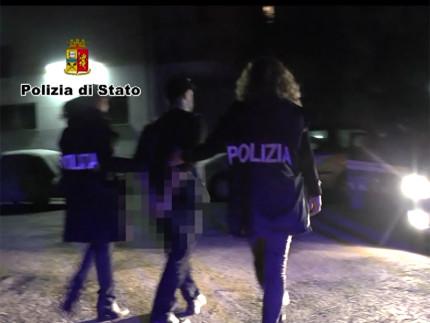 Arresto Jurgen Mazzoni