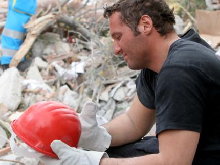 Terremoto, foto di Gabriele Moroni