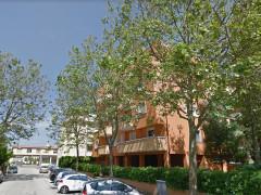 Edificio di via Brandani a Senigallia in cui si è consumato il delitto