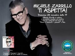 Michele Zarrillo all'Ipersimply di Senigallia