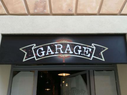 Garage. Pizzeria alla pala by Aculmò a Senigallia