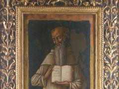 Serra de' Conti - Pala Beato Gherardo - particolare