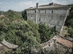 Villa Mastai - De Bellegarde, lo Smom di Senigallia - Foto dalla pagina FB I luoghi dell'abbandono