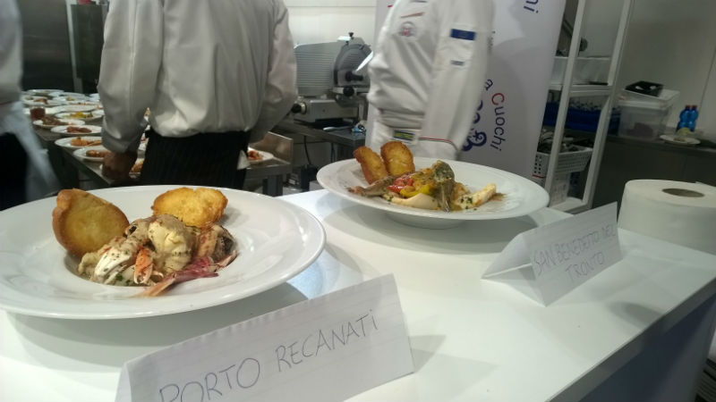 Showcooking il brodetto