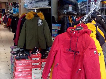Play Sport Corinaldo: vasta offerta di prodotti sportivi per l'inverno