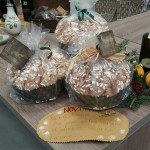 Per Natale, il Pan Lemon: panettone artigianale con olio e limone al Frantoio Lugliaroli