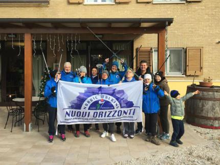 nasce l'associazione Nordicwalking