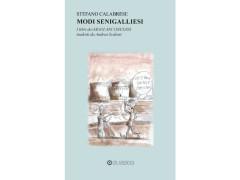 Il volume Modi Senigalliesi