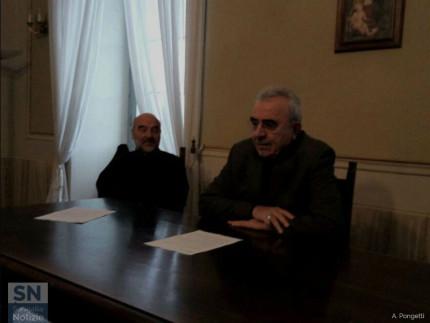 Franco Manenti e Paolo Gasperini
