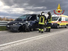 Incidente a Chiaravalle