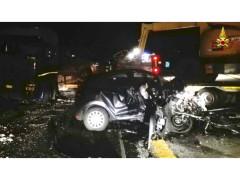 Incidente sulla A14 tra Senigallia e Montemarciano