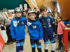 Team Roller Senigallia, giovani