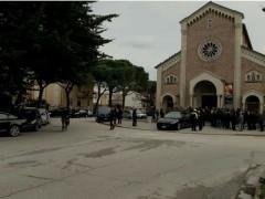 Funerali Patrizia Casagrande