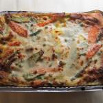 Lasagne del Ristorante Rosticceria Lo-Li di Senigallia