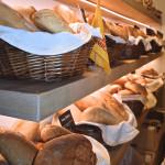 Cesti del pane da Antiche Bontà Serrane a Senigallia