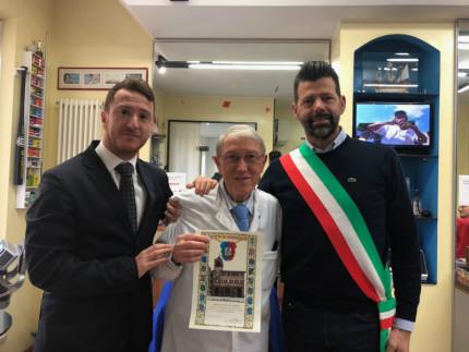 Ufficio Lavoro Senigallia : In pensione il barbiere mario casagrande esposto senigallia notizie