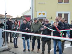 Inaugurazione area camper di Pesaro